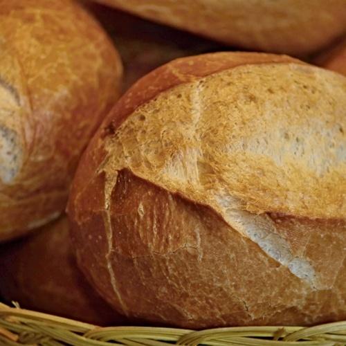 Panes de harina integral, espelta y centeno