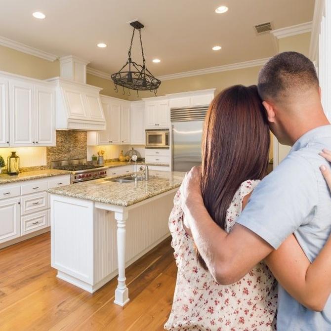 ¿Qué debes tener en cuenta al pintar tu cocina?
