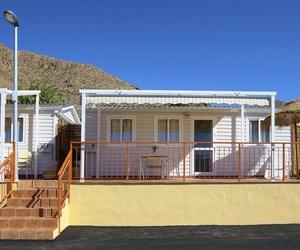 Camping con bungalows en Murcia