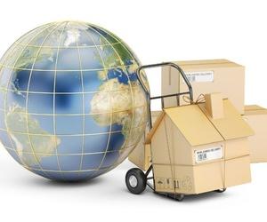 El aumento de las mudanzas internacionales