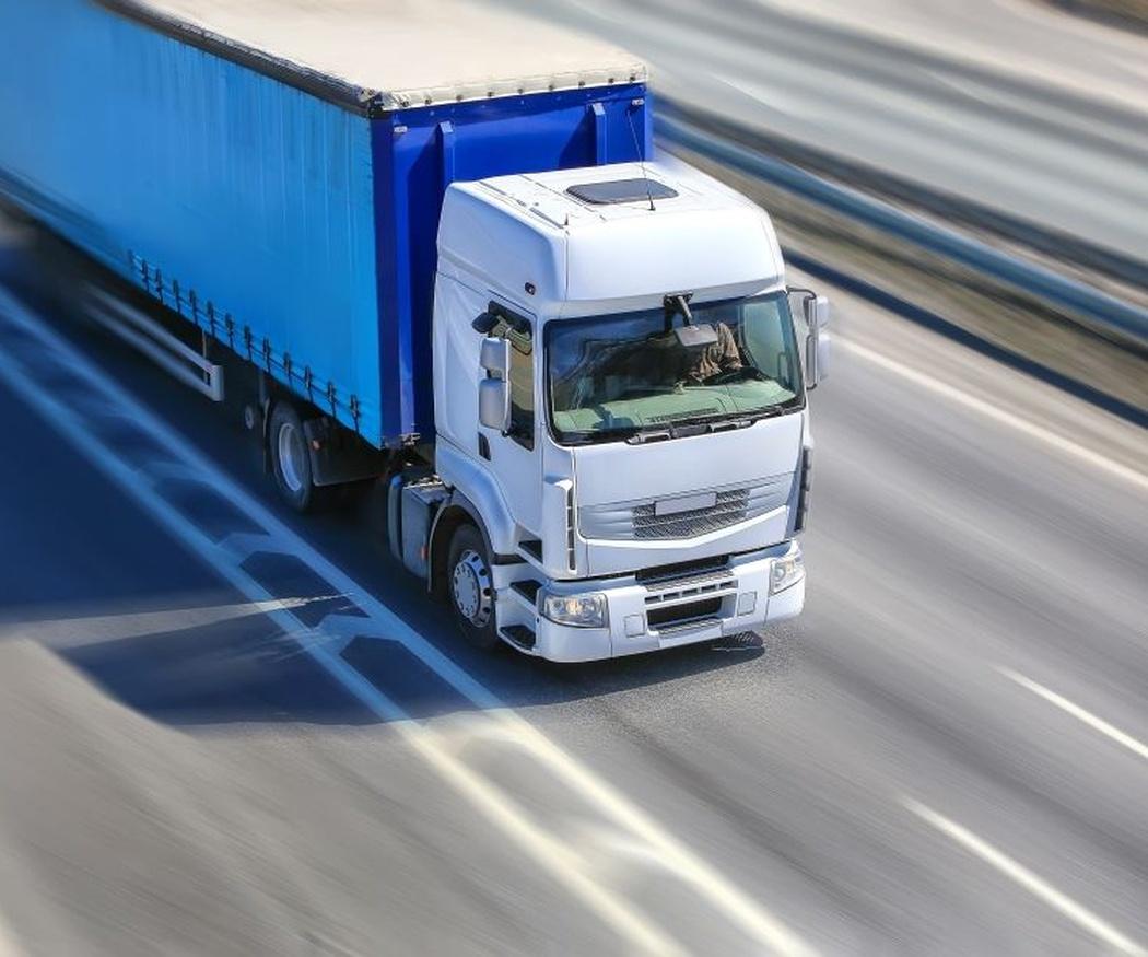 La importancia del transporte por carretera en Europa