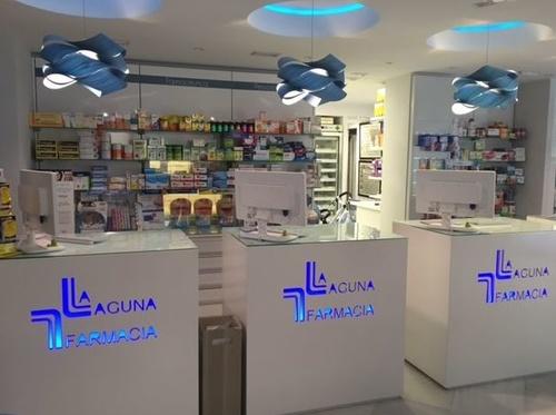 Farmacia La Laguna en Cádiz