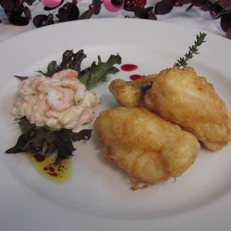 Comida creativa: Nuestros exclusivos platos de Restaurante Aguaviva