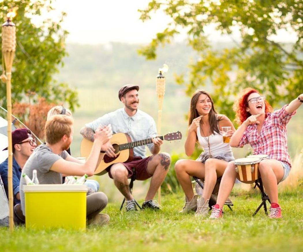 6 argumentos por las que pasar tus vacaciones en un camping