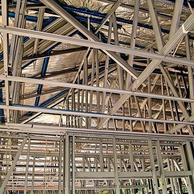 Ventajas que aporta el acero inoxidable en la construcción