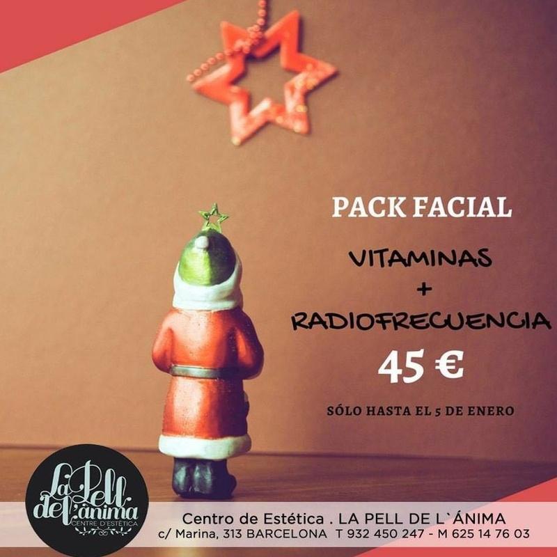 Tratamientos faciales Barcelona