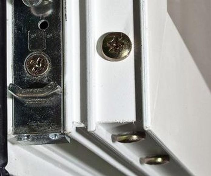 Carpintería metálica y fachadas: Servicios de Grupo Palerm