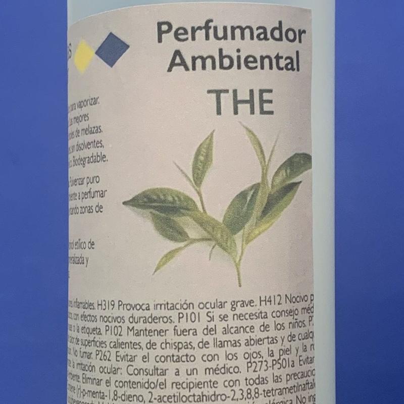 Ambientador inspirado en Te verde de bugalry 1L THE : SERVICIOS  Y PRODUCTOS de Neteges Louzado, S.L.