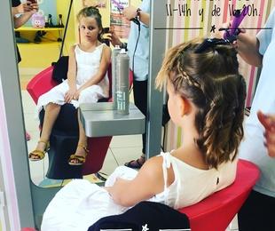 Reapertura de servicio de peluquería