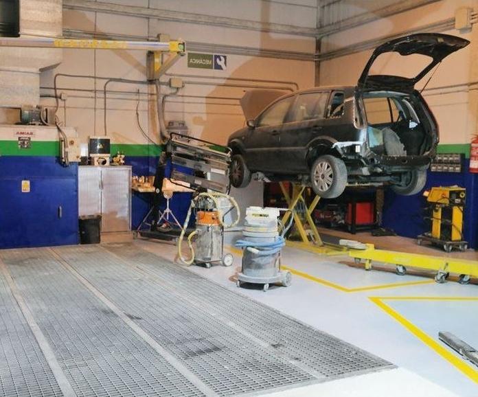 Cambio de aceite, cambio de filtros, para tu vehículo en Leganes
