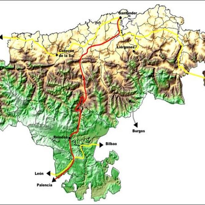 Ven volando hasta Cantabria