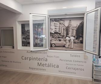 Automatismos de puertas de garaje: Productos y servicios de EGS CERRAJEROS