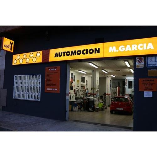 Taller del automóvil en Castellón de la Plana