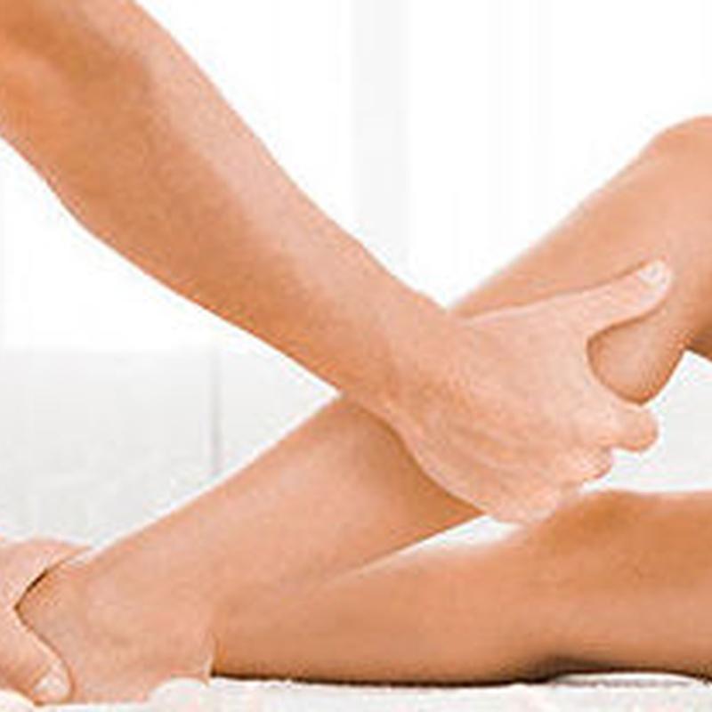 Drenaje linfático 50 minutos: Productos y Servicios de Suntra Terapias