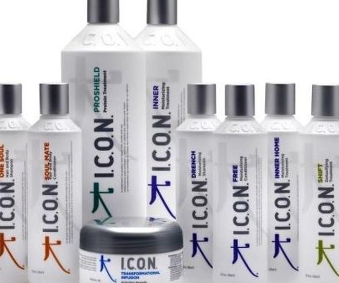 Productos Icon para hidratación del cabello en Telde