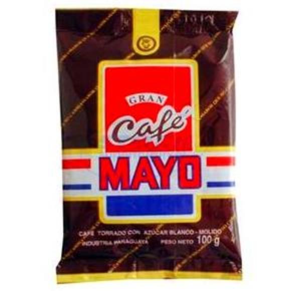 Café mayo: PRODUCTOS de La Cabaña 5 continentes