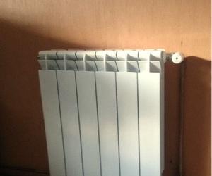 Calefacción y suelo radiante