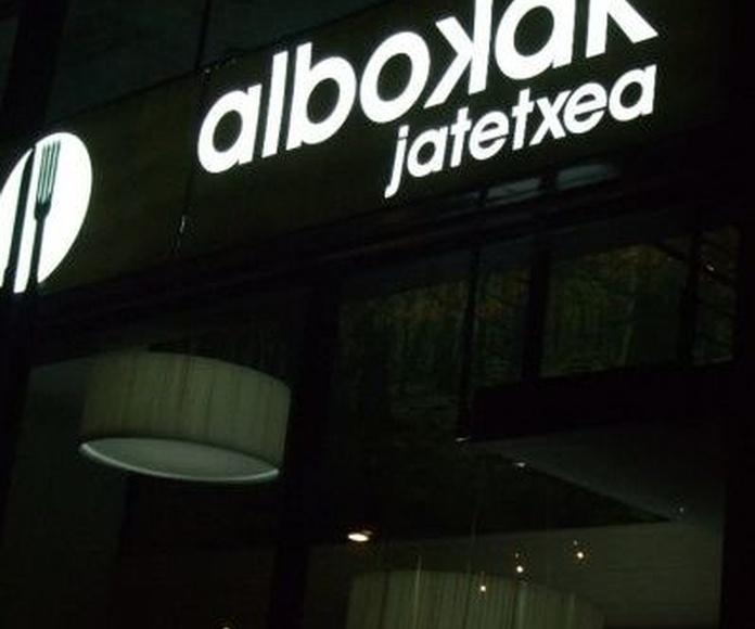 Combo para llevar: Nuestros Productos de Albokak Jatetxea