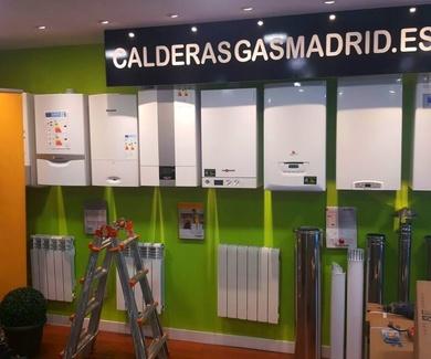 LA TIENDA DE CALDERAS EN ALCALA DE HENARES