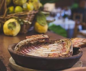 Cordero lechal al horno en Segovia