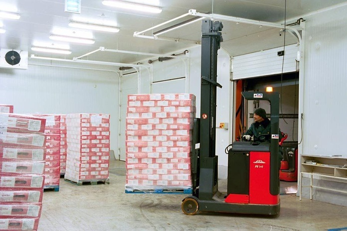 Transportes frigoríficos: Área Clientes  de D             i                 s                t                r            a                n