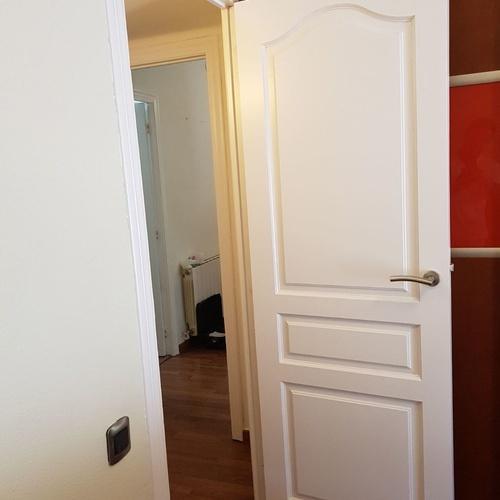 Pintors Martínez # pintado de puertas.
