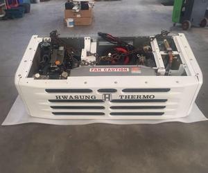 Reparación de equipos de refrigeración del transporte