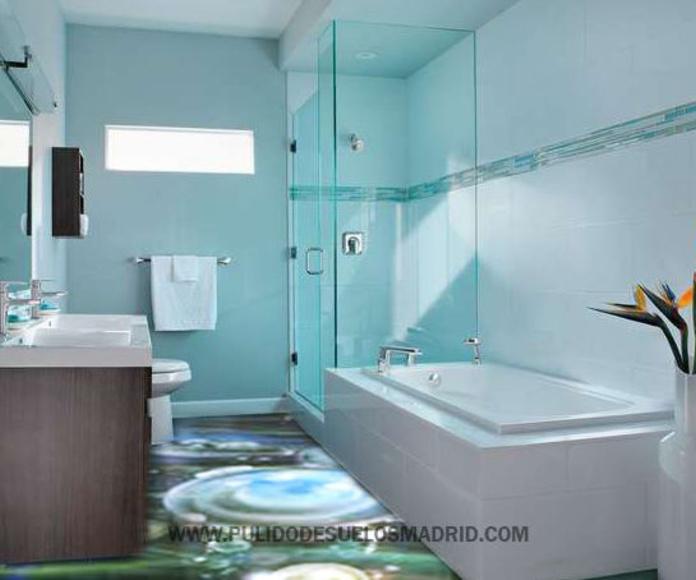 SUELOS EN 3D: Servicios de Limpiezas Colima