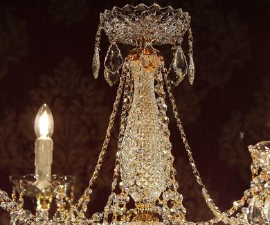 LAMPARAS DE ARAÑA RESTAURADASS