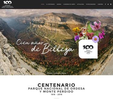 Celebramos el centenario de el Parque Nacional de Ordesa y Monteperdido.