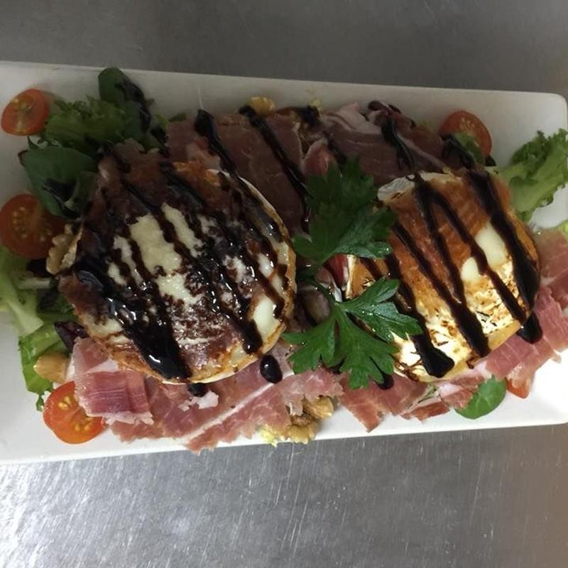 Ensaladas: Nuestra Carta de Restaurante Remy