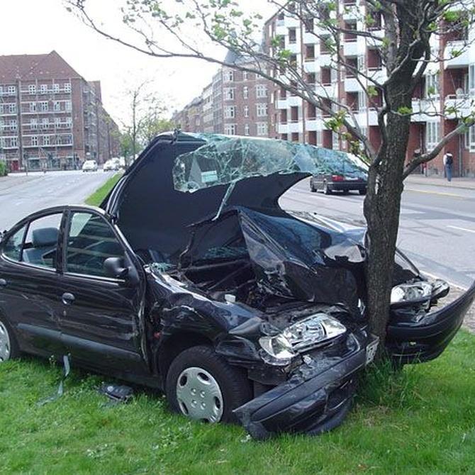 Qué hacer tras sufrir un accidente