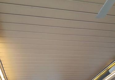 Falso techo aluminio para interiores