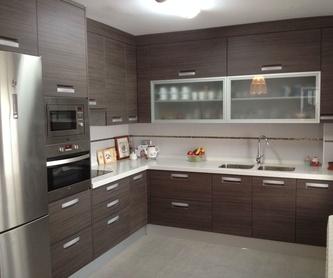 Muebles de cocina: Productos y servicios de Cocin Nova, S.L.