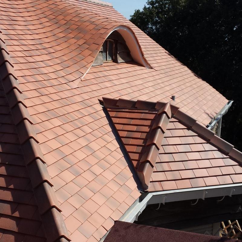 Instalación de tejados en Santander