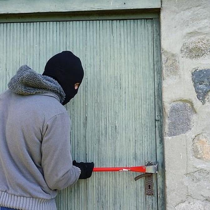 ¿Cómo evitar un robo en la vivienda?