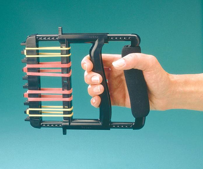 Ejercitador ergonómico de manos gijón