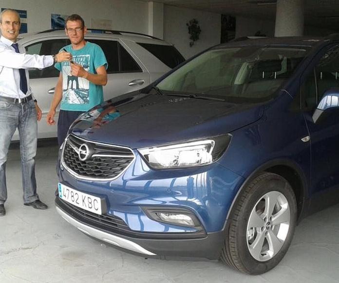 Venta de automóviles: Productos de Hijos de Salvador García Fortes