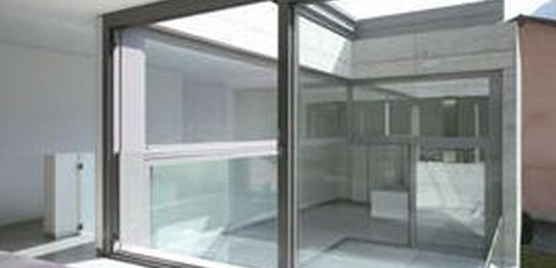 Cortinas de cristal en Badajoz: Aluminios Gamero