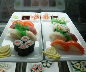 Gran variedad de platos tradicionales de la cocina nipona