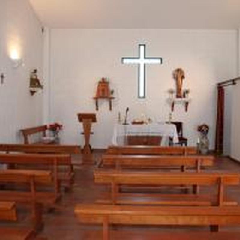 Servicio religioso: Productos y Servicios  de Residencia Puentevea