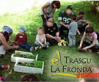 "Ruta Teatralizada ""La Aldea Perdida"": Actividades de El Trasgu La Fronda"