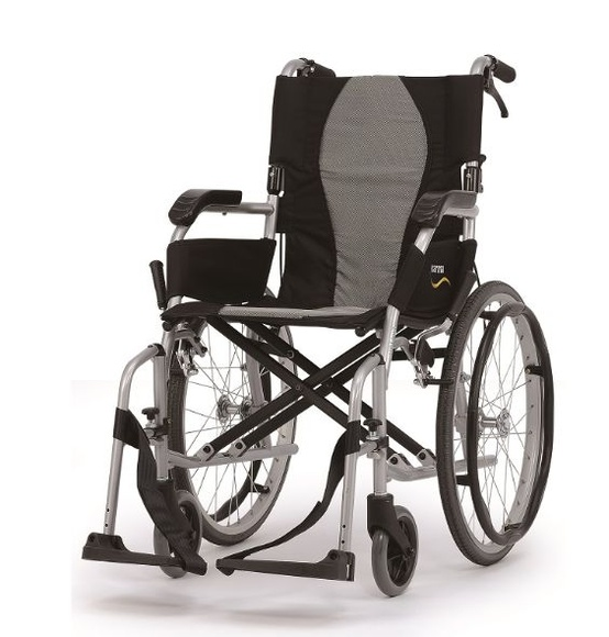 Sillas de ruedas - manuales - aluminio - karma - ergo lite 2: Productos de Ortopedia Ca N'Oriac