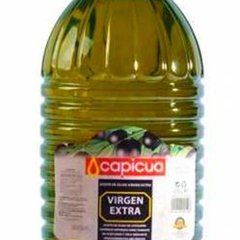 ACEITE VIRGEN EXTRA: Productos of Bodegas Maribel