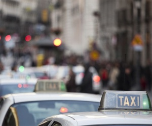Servicio de taxi en Alicante