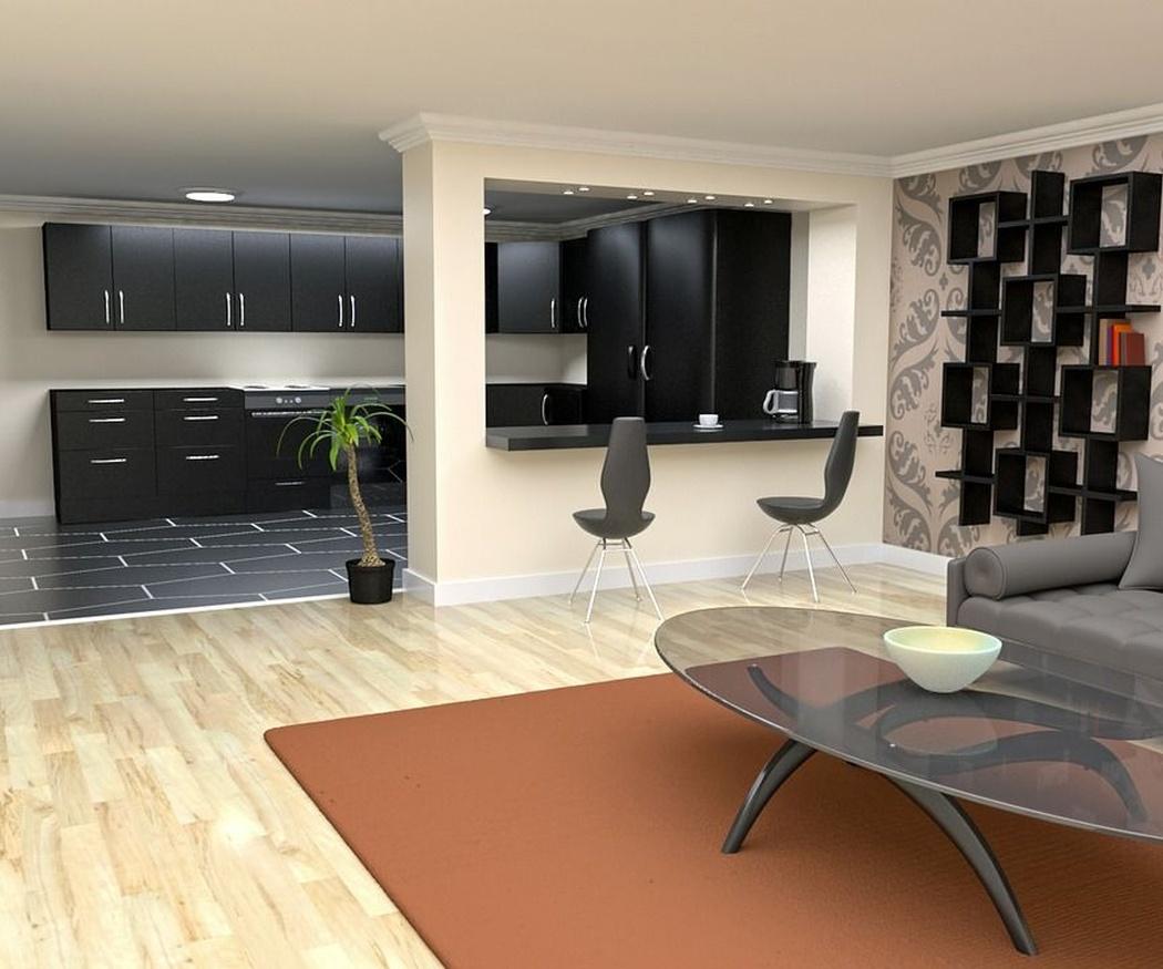Ideas para separar espacios interiores