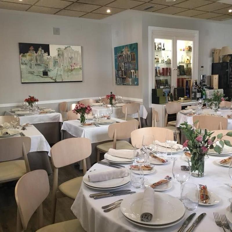 Menú Infantil: Carta de Restaurante La Marquesita