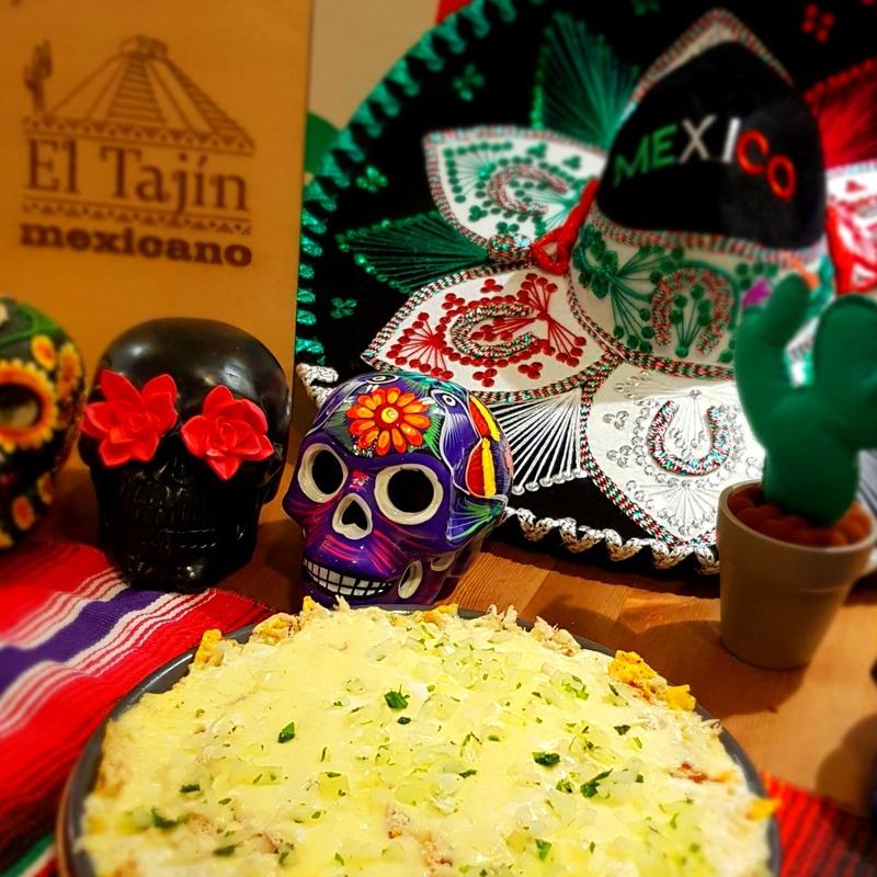 Chilaquiles: Carta de El Tajín Mexicano