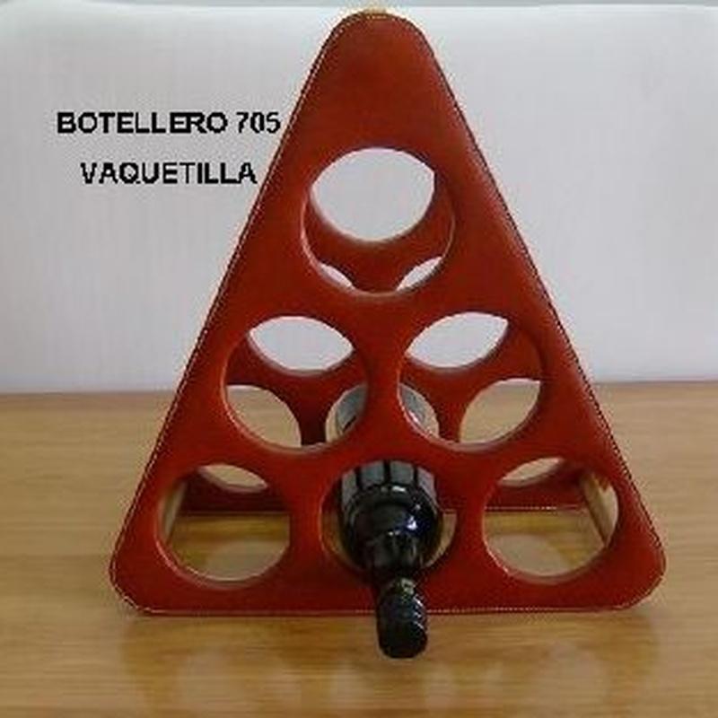 Botellero 705: Catálogo de M.G. Piel