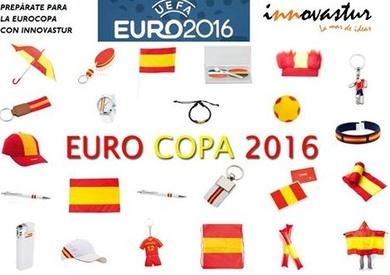 Todo el merchandising que buscas para la eurocopa 2016 en Asturias